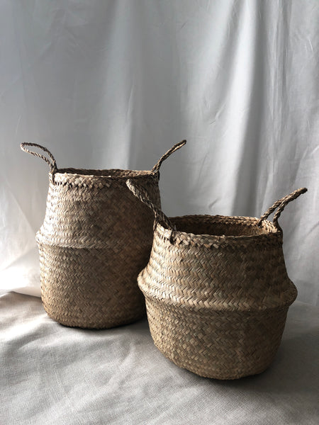 Woven Basket - Medium