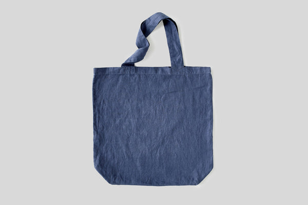 In Bed Market Bag in French Blue at MyFlowerMan