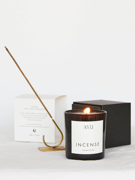 Incense Candle