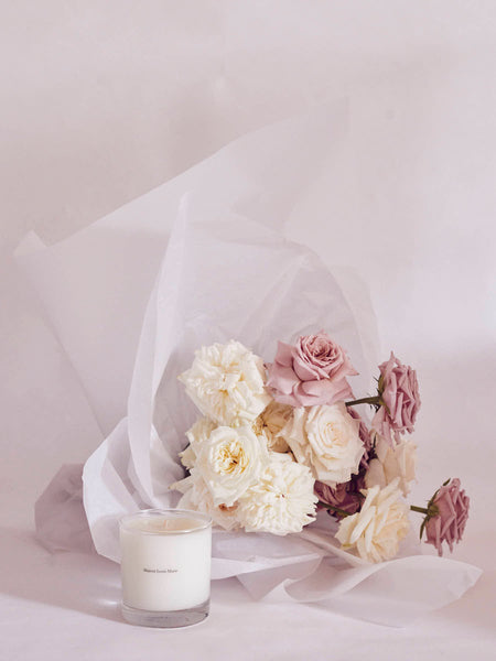 MFM GIFT PACKS FLOWERS CANDLE VALENTINES DAY DELIVERY SYDNEY
