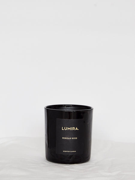 Lumira Candle - Persian Rose