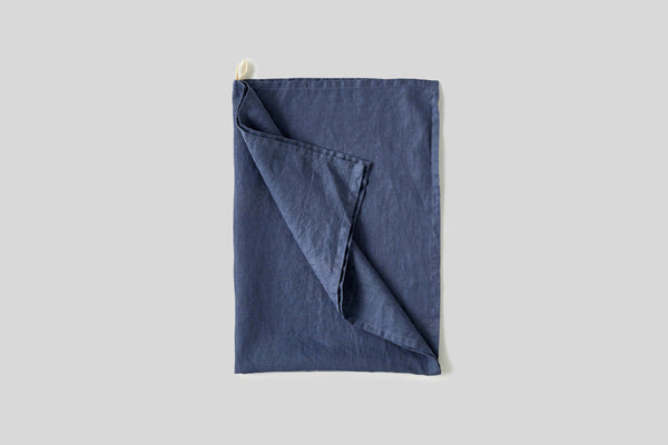 Tea Towel - French Blue