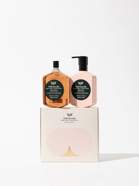 Body Double Gift Pack - Wild Rosella SML
