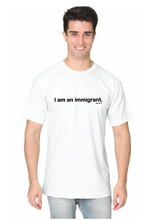 """I am an immigrant"" Men's"
