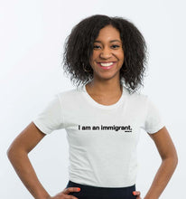 """I am an immigrant"" Women's"