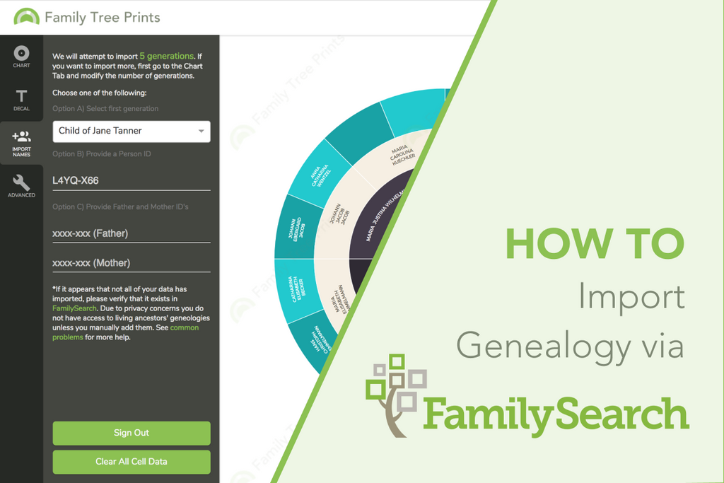 Family Tree Maker: How to Import from FamilySearch