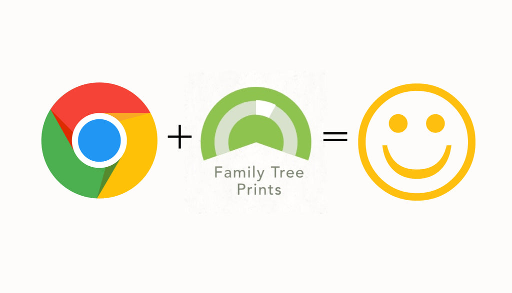 Family Tree Maker: Why You Should Use Google Chrome