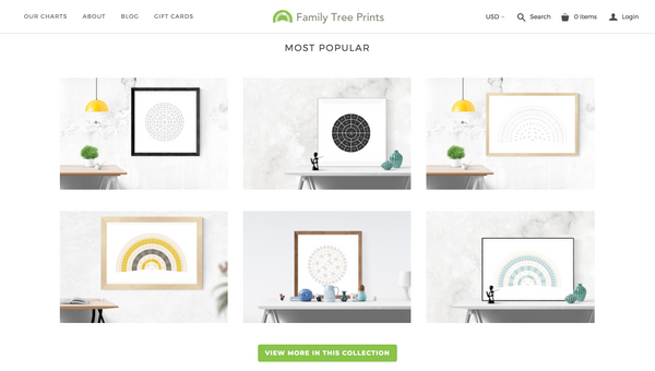 family tree maker templates most popular