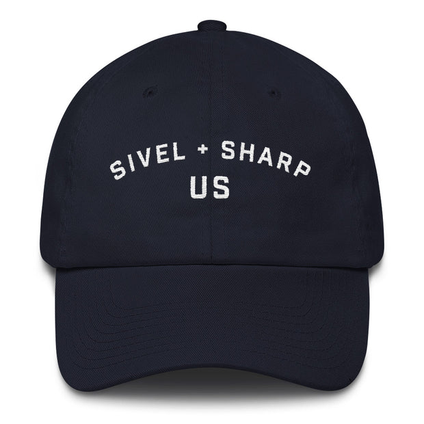 Dad Cap by SIVEL + SHARP
