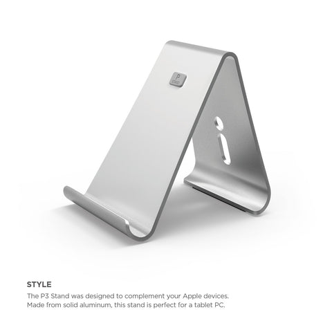 ELAGO P3 iPad and Tablet Stand Aluminum