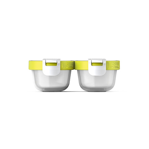 ZOKU Neat Stack™ 4pc Snack Set