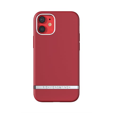RICHMOND & FINCH iPhone 12 Series - Samba Red