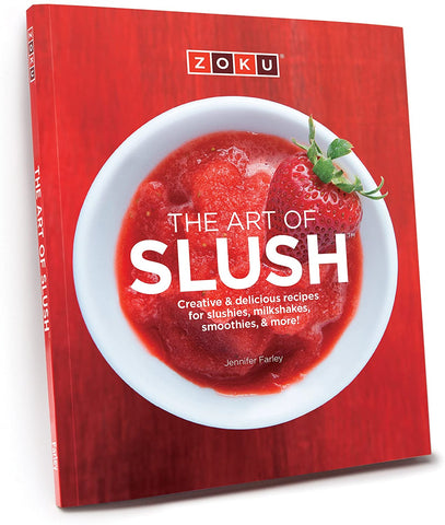 ZOKU Art of Slush Recipe Book