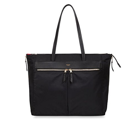 "KNOMO Grosvenor Place 15"" Expandable Tote"