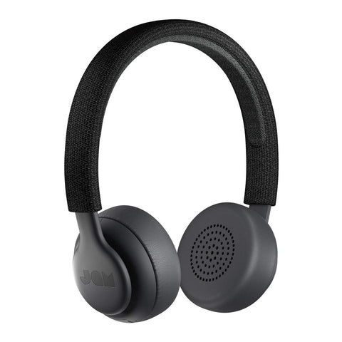 JAM AUDIO Been There On-Ear Wireless Headphones