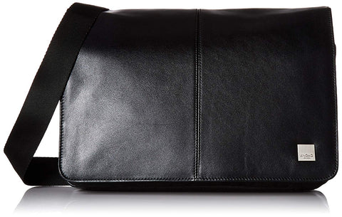 "KNOMO Kinsale 13"" Soft Leather Messenger Bag"