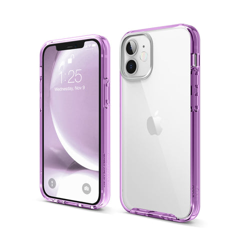ELAGO Hybrid Case for iPhone 12 Series - Lavender