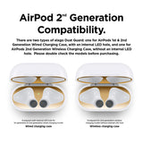 ELAGO Dust Guard for AirPods 2 (Pack of 2)