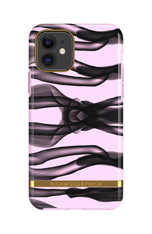 RICHMOND & FINCH iPhone 11/Pro/Pro Max - Pink Knots / Gold