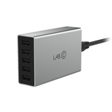 LAB.C X5 5-Port USB Wall Charger