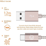 LAB.C USB-C to USB-A Cable A.L 1.2m