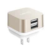 LAB.C X2 2-Port USB Wall Charger 2.4A
