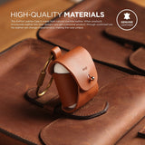 ELAGO Genuine Cow Leather Case for AirPods