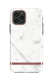 RICHMOND & FINCH iPhone 11/Pro/Pro Max - White Marble / Rose Gold