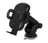 LAB.C Auto Grip Car Mount with Wireless Fast Charger