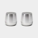 LEXON Twin Mino Bluetooth Speaker Set