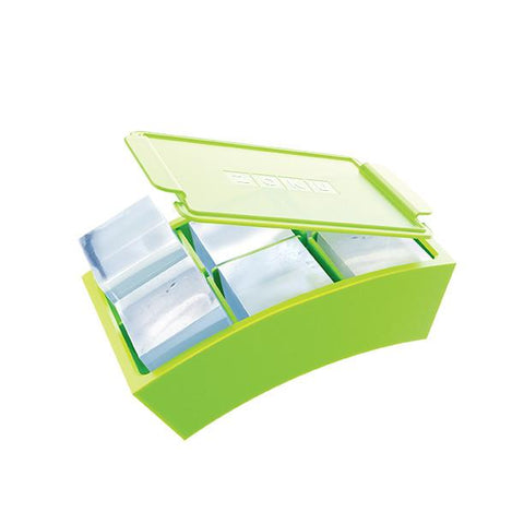 ZOKU Jumbo Ice Trays w Lid (Set of 2)