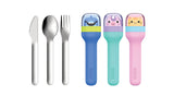 ZOKU Kids Pocket Utensil Set