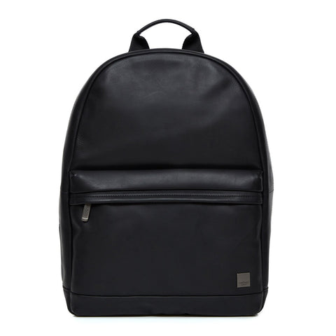 "KNOMO Albion 15.6"" Laptop Leather Backpack"