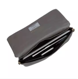 Knomo Elektronista Digital Leather Clutch Bag