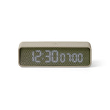 LEXON Oslo Time LED Digital Clock