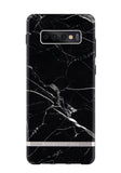 RICHMOND & FINCH Case - Black Marble / Silver