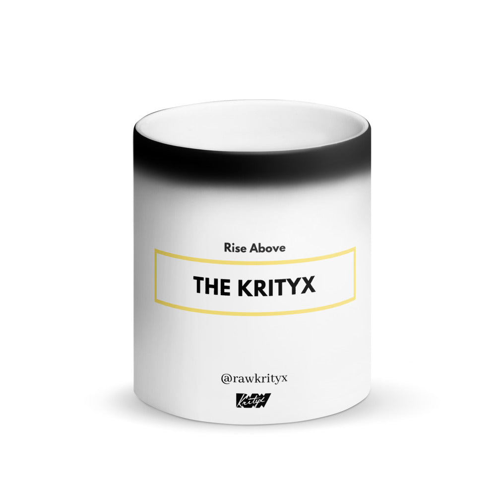 Rise Above The Krityx Mug
