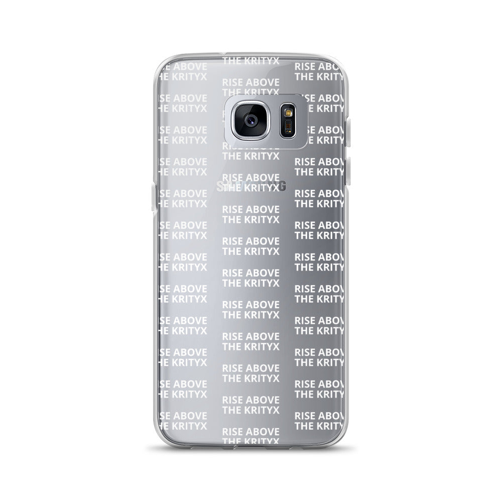 Rise Above The Krityx Classic Samsung Case