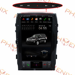 "[ PX6 six-core ] 17"" Vertical Screen Android 9 Fast boot Navi Radio for Toyota Land Cruiser LC200 2008 - 2015"