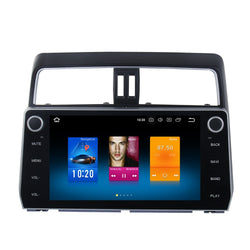 "10.2"" Octa-core Quad-core Android Navigation Radio for Toyota Prado 2018"