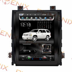 "[ PX6 SIX-CORE ] 10.4"" ANDROID 9 Fast Boot VERTICAL SCREEN Navigation Radio for Cadillac Escalade 2007 - 2014"