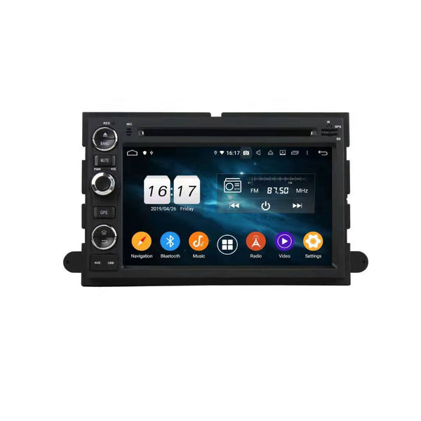 "7"" Android Screen Navigation Radio for Fusion Explorer F150 Edge Expedition  2006 - 2009"