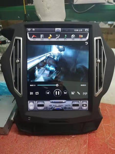 "15"" Vertical Screen Android Navigation Radio for Honda Accord 2013-2017"
