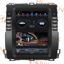 "OPEN BOX [ PX6 SIX-CORE ] 10.4"" Vertical Screen Android 9 Fast boot Navigation Radio for Lexus GX 470 2003 - 2009"