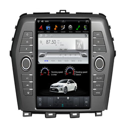 "10.4"" Vertical Screen Android Navigation Radio for Nissan Maxima 2016 2017"