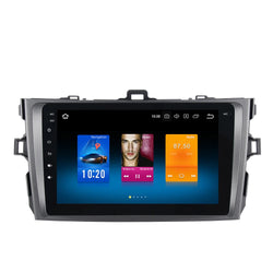 "8"" Octa-core Quad-core Android Navigation Radio for Toyota Corolla 2007-2011"