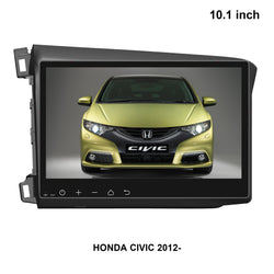 "10.1"" quad-core octa-core Android 10.0 Navigation Radio for Honda Civic 2012"
