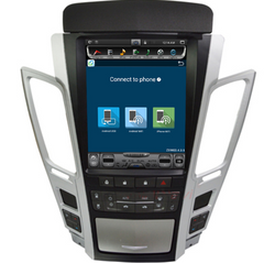 "Open box [ PX6 SIX-CORE ] 10.4"" ANDROID 9 Fast Boot Vertical Screen Navi Radio for Cadillac CTS 2008 - 2013 CTS-V 2009 - 2014"