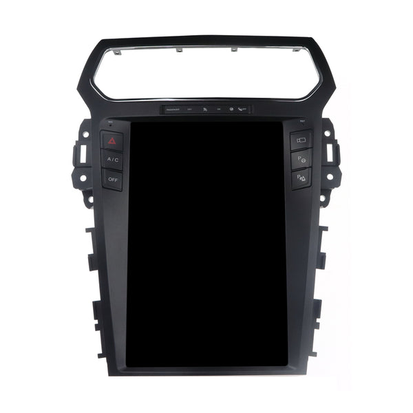 "[PX6 Six-core] 12.1"" Vertical Screen Android Navigation Radio for Ford Explorer 2011-2019"