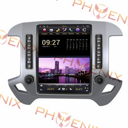 "[ PX6 SIX-CORE ] [Special Edition] 12.1"" Android 9 Fast boot Navi Radio for Chevy Silverado GMC SIERRA 2014 - 2019"